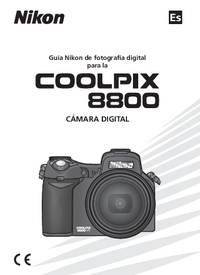 Manuale d'uso Nikon Coolpix 8800