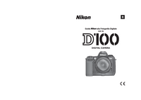 Bedienungsanleitung Nikon D100