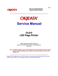 Okidata-2902-Manual-Page-1-Picture