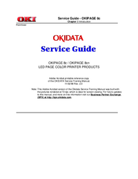 Okidata-2914-Manual-Page-1-Picture