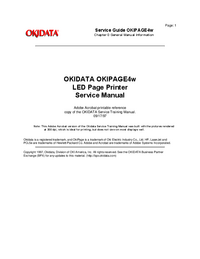 Okidata-453-Manual-Page-1-Picture