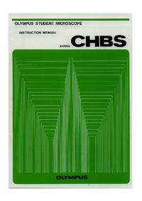 Manuale d'uso Olympus CHBS