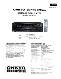 Onkyo-4670-Manual-Page-1-Picture