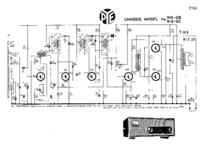 Service Manual PYE R15-2C