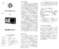 manuel de réparation PYE A9