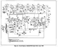 Cirquit Diagramma Panorami PCA-2 Type T-200
