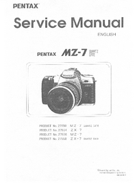 Pentax-8116-Manual-Page-1-Picture