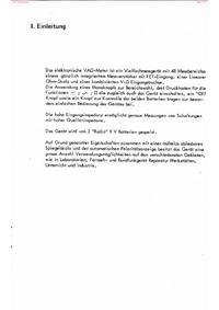 Manuale d'uso, Cirquit Diagramma Philips PM2503