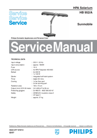 Philips-1541-Manual-Page-1-Picture