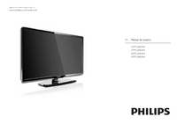 Manuale d'uso Philips 37PFL8404H
