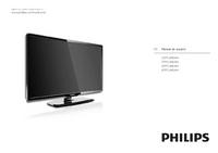 Instrukcja obsługi Philips 37PFL8404H