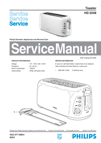 Philips-2320-Manual-Page-1-Picture
