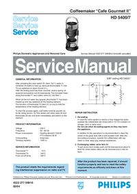 Philips-2351-Manual-Page-1-Picture