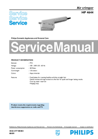 Philips-3144-Manual-Page-1-Picture