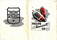 Catalog Philips Miniwatt Tubes