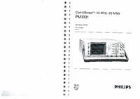User Manual Philips PM3331