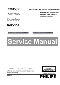 Service Manual Philips DVP5960