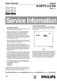 Service Manual Philips A10PTV 2.0 Pal
