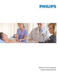 Bedienungsanleitung PhilipsMedical PageWriter TC30
