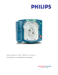 Service Manual PhilipsMedical HeartStart Home M5067A