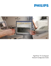 Manuale d'uso PhilipsMedical PageWriter TC