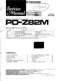 Pioneer-994-Manual-Page-1-Picture
