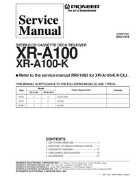 Pioneer-997-Manual-Page-1-Picture