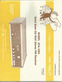 Gebruikershandleiding, Schema Realistic STA-120B
