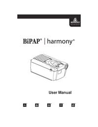 Manual do Usuário Respironics Harmony