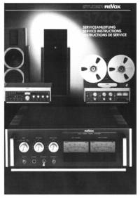 Revox-7308-Manual-Page-1-Picture