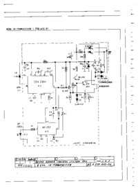 Cirquit Diagram Revox B219