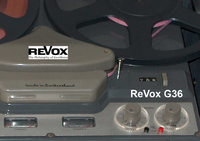 Manual del usuario, Diagrama cirquit Revox G36