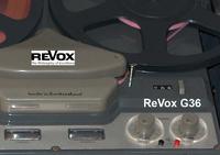 Bedienungsanleitung mit Schaltplan Revox G36