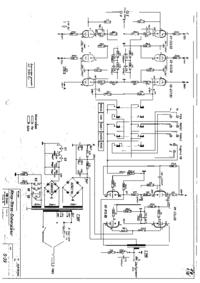 Diagrama cirquit Revox S39
