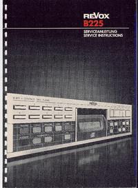Revox-7374-Manual-Page-1-Picture