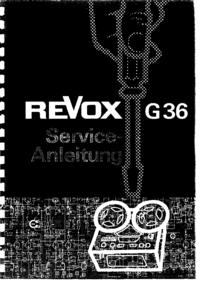 Revox-7379-Manual-Page-1-Picture