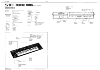 Service Manual Roland S-10
