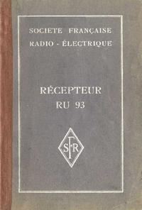 Servizio e manuale utente SFR RU93
