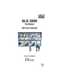 Instrukcja serwisowa SLE 2000