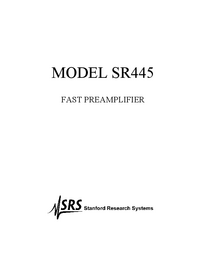 SRS-8305-Manual-Page-1-Picture