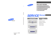 Service Manual Samsung SV-630F