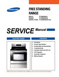 manuel de réparation Samsung FTQ353IWUX