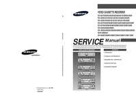 Service Manual Samsung SV-6233X