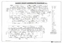 Cirquit Diagram Sansui Eight