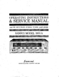 Sansui-4888-Manual-Page-1-Picture