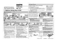 Sanyo-112-Manual-Page-1-Picture