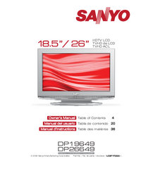 Sanyo-11458-Manual-Page-1-Picture