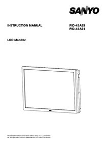Sanyo-11464-Manual-Page-1-Picture