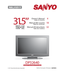 Sanyo-4991-Manual-Page-1-Picture