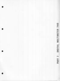 Service Manual Schlumberger 7140
